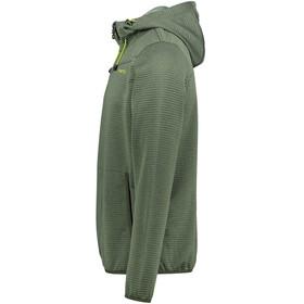 Meru Serres - Veste Homme - vert